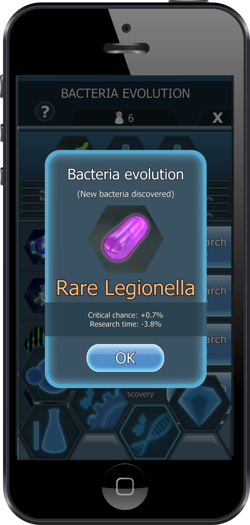 Bacterial Takeover – Idle Clicker